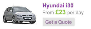 Car Hire Manchester Airport